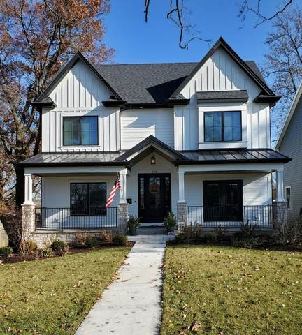 660 N Eagle Street, Naperville, IL 60563 (MLS #11062922) :: The Perotti Group