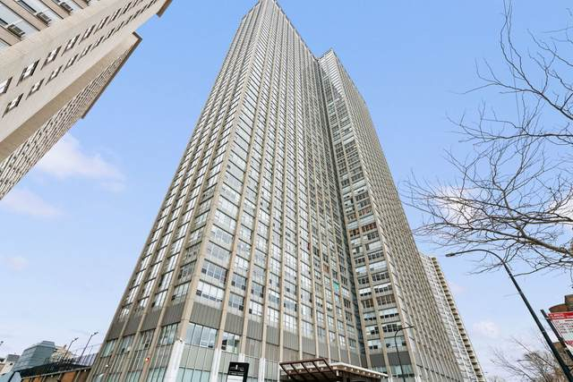 655 W Irving Park Road #4404, Chicago, IL 60613 (MLS #11062979) :: Helen Oliveri Real Estate