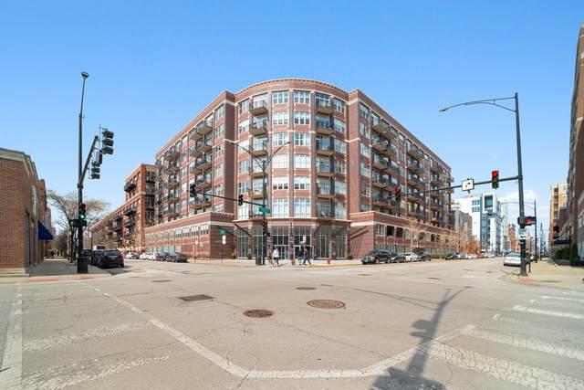 1000 W Adams Street #809, Chicago, IL 60607 (MLS #11062980) :: Carolyn and Hillary Homes