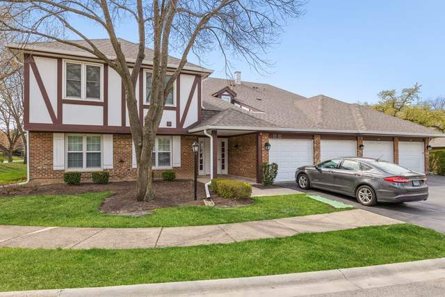 293 Coventry Circle #70, Vernon Hills, IL 60061 (MLS #11062998) :: The Spaniak Team