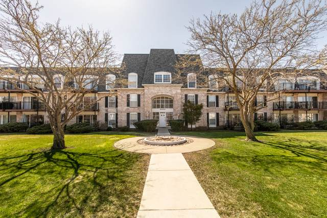 5400 Carriageway Drive #304, Rolling Meadows, IL 60008 (MLS #11063036) :: Helen Oliveri Real Estate