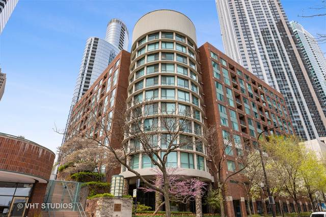 480 N Mcclurg Court #807, Chicago, IL 60611 (MLS #11063038) :: Carolyn and Hillary Homes