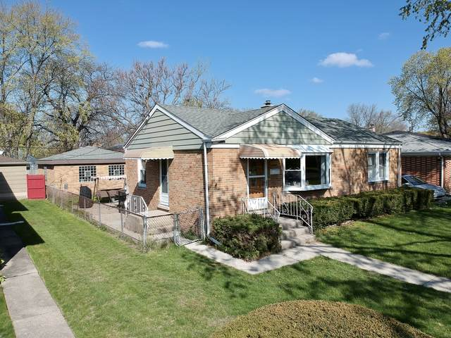 8022 Central Avenue, Morton Grove, IL 60053 (MLS #11063082) :: RE/MAX IMPACT