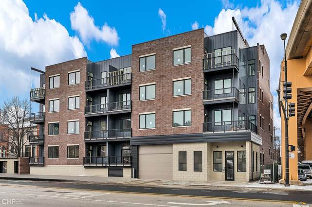 1802 S State Street #306, Chicago, IL 60616 (MLS #11063087) :: Carolyn and Hillary Homes