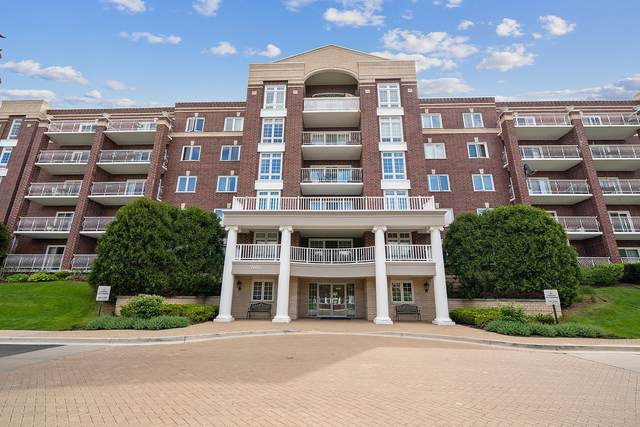 7051 W Touhy Avenue #308, Niles, IL 60714 (MLS #11063119) :: Littlefield Group