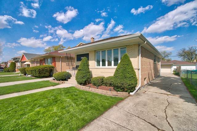 9045 S Albany Avenue, Evergreen Park, IL 60805 (MLS #11063128) :: Carolyn and Hillary Homes