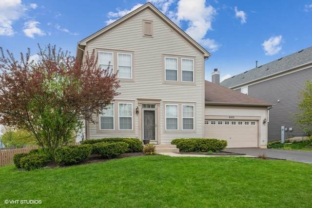 441 Valley View Drive, St. Charles, IL 60175 (MLS #11063139) :: Littlefield Group