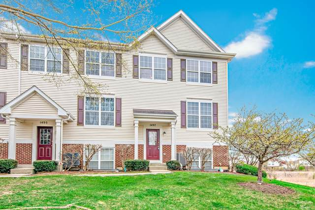 1497 Sedgewood Court, Round Lake, IL 60073 (MLS #11063154) :: Carolyn and Hillary Homes
