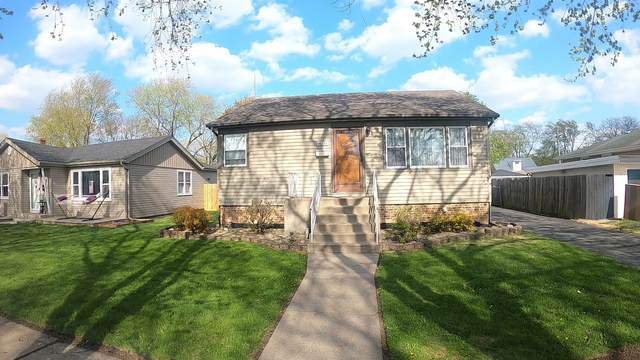 10125 S Kolin Avenue, Oak Lawn, IL 60453 (MLS #11063160) :: Carolyn and Hillary Homes