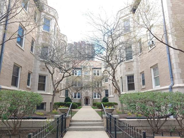 538 W Brompton Avenue 3W, Chicago, IL 60657 (MLS #11063163) :: Carolyn and Hillary Homes