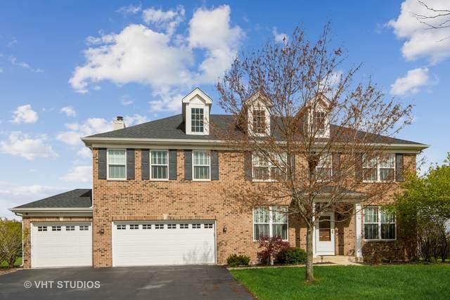 12725 Grande Poplar Circle, Plainfield, IL 60585 (MLS #11063190) :: Helen Oliveri Real Estate