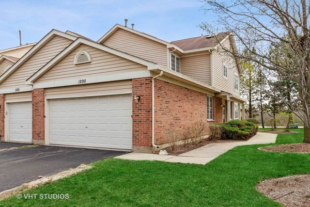 1290 S Parkside Drive, Palatine, IL 60067 (MLS #11063196) :: Carolyn and Hillary Homes