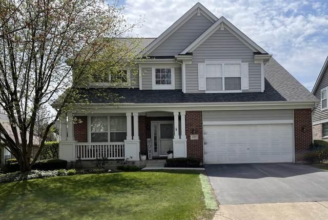 453 Valhalla Terrace, Vernon Hills, IL 60061 (MLS #11063247) :: Helen Oliveri Real Estate