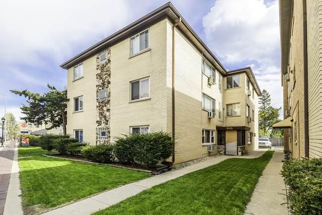 8545 Grand Avenue 3N, River Grove, IL 60171 (MLS #11063281) :: Helen Oliveri Real Estate