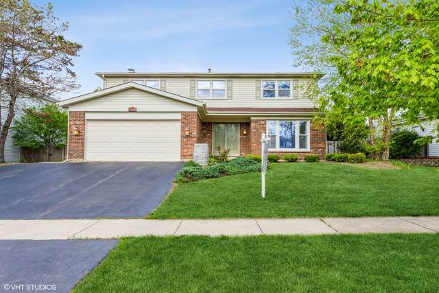 575 Cortland Drive, Lake Zurich, IL 60047 (MLS #11063339) :: Helen Oliveri Real Estate