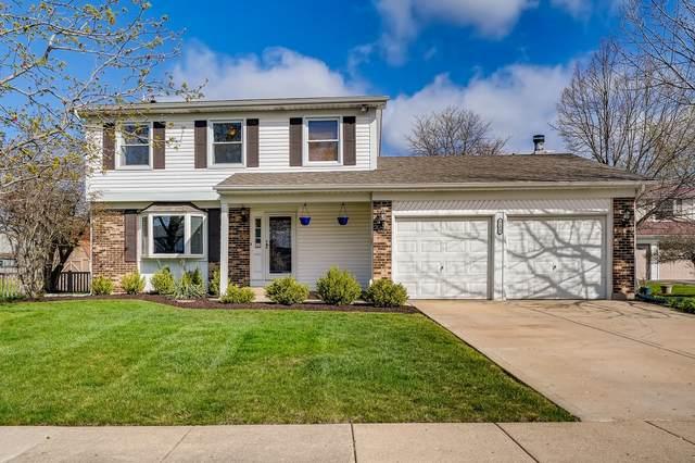 1150 N Warwick Circle, Hoffman Estates, IL 60169 (MLS #11063340) :: Lewke Partners