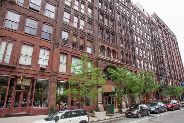 711 S Dearborn Street #411, Chicago, IL 60605 (MLS #11063421) :: The Spaniak Team