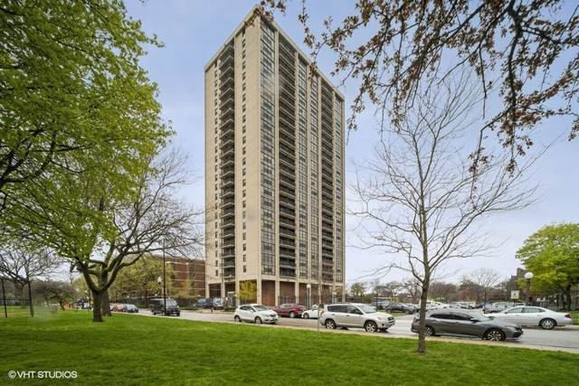 3001 S Michigan Avenue #906, Chicago, IL 60616 (MLS #11063485) :: Littlefield Group