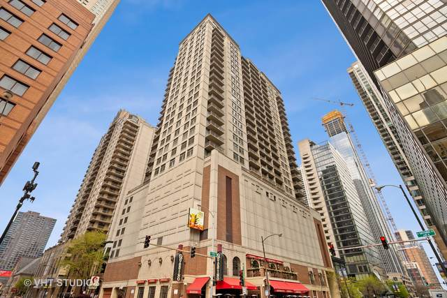 630 N State Street #1110, Chicago, IL 60654 (MLS #11063526) :: The Spaniak Team