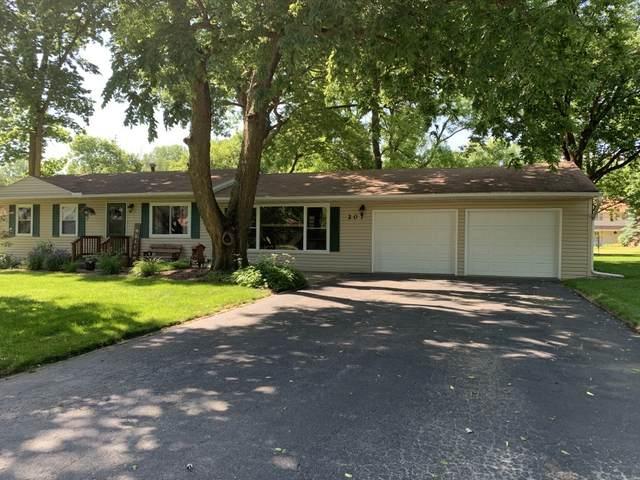 207 Oakwood Drive, Shorewood, IL 60404 (MLS #11063565) :: Helen Oliveri Real Estate