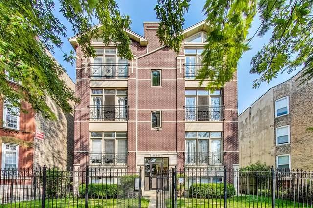 3823 S Wabash Avenue 1S, Chicago, IL 60653 (MLS #11063828) :: Helen Oliveri Real Estate