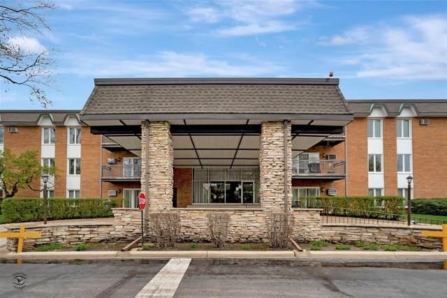 4250 Saratoga Avenue #101, Downers Grove, IL 60515 (MLS #11063850) :: Littlefield Group