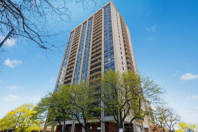 2605 S Indiana Avenue #1101, Chicago, IL 60616 (MLS #11064240) :: Helen Oliveri Real Estate