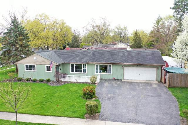 2101 Quail Lane, Rolling Meadows, IL 60008 (MLS #11064410) :: Helen Oliveri Real Estate
