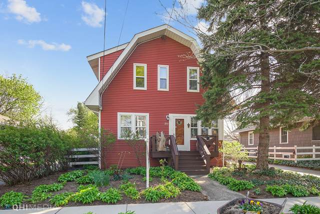 211 Johnson Avenue, Libertyville, IL 60048 (MLS #11064449) :: Helen Oliveri Real Estate