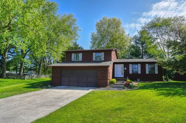 606 Raymond Court, Mahomet, IL 61853 (MLS #11064493) :: Ryan Dallas Real Estate