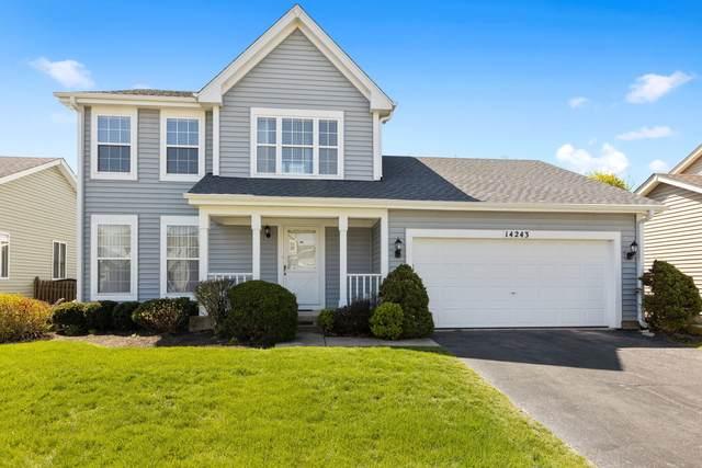 14243 S Monticello Circle, Plainfield, IL 60544 (MLS #11064544) :: Helen Oliveri Real Estate