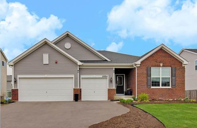 1954 Prospect Drive, Hoffman Estates, IL 60192 (MLS #11064558) :: Helen Oliveri Real Estate