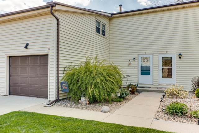 1707 King Drive D, Normal, IL 61761 (MLS #11064564) :: Littlefield Group