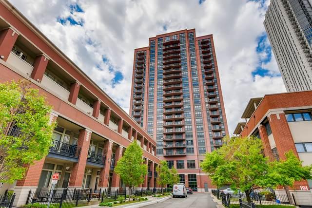 330 N Jefferson Street #1107, Chicago, IL 60661 (MLS #11064575) :: Helen Oliveri Real Estate