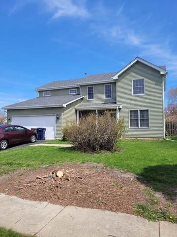 2643 Boxwood Drive, Elgin, IL 60124 (MLS #11064659) :: The Spaniak Team