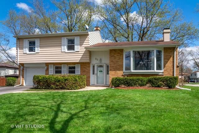 99 N Winston Drive, Palatine, IL 60074 (MLS #11064714) :: Helen Oliveri Real Estate