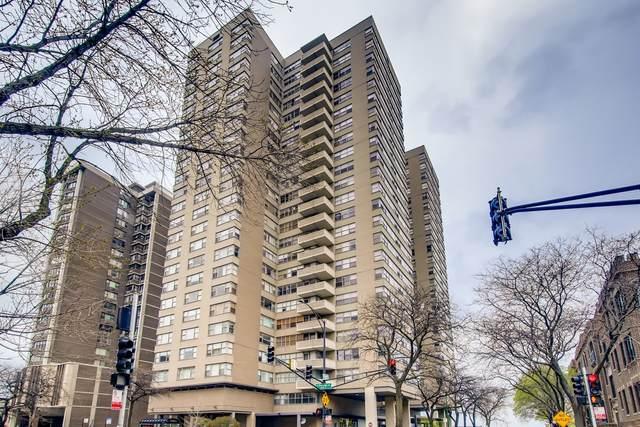 6301 N Sheridan Road 15D, Chicago, IL 60660 (MLS #11064735) :: Helen Oliveri Real Estate