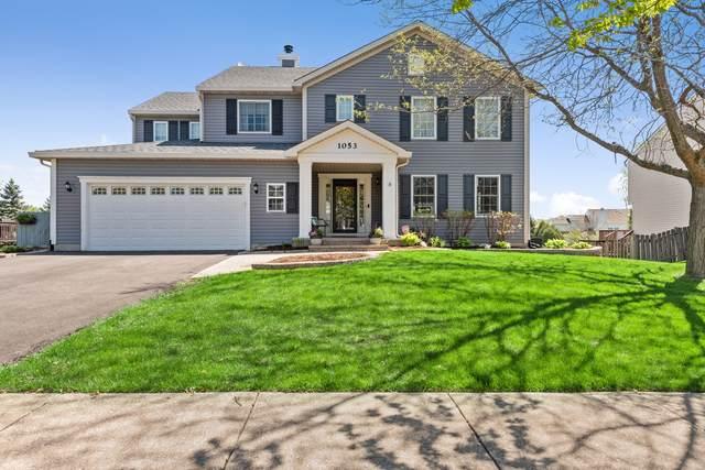 1053 Wrens Gate Way, Mundelein, IL 60060 (MLS #11064775) :: Helen Oliveri Real Estate