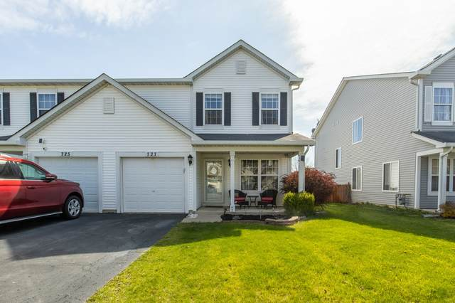 727 Zachary Drive, Romeoville, IL 60446 (MLS #11064830) :: Helen Oliveri Real Estate