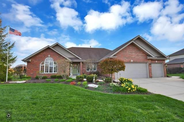22845 Lakeview Estates Boulevard, Frankfort, IL 60423 (MLS #11064838) :: Helen Oliveri Real Estate