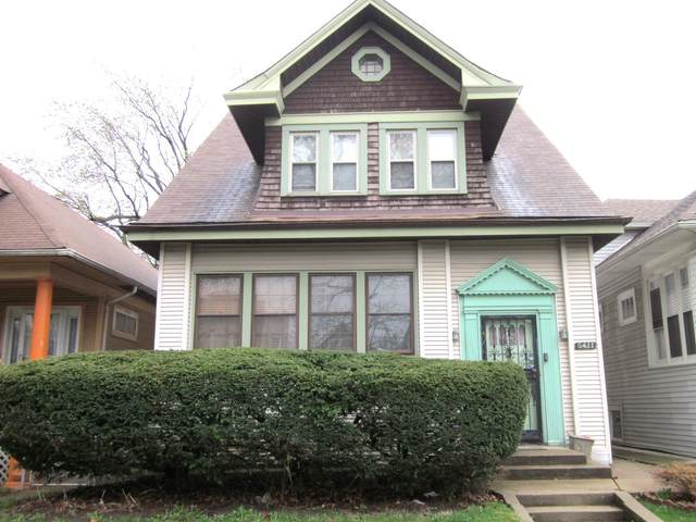 5411 W Thomas Street, Chicago, IL 60651 (MLS #11064839) :: Littlefield Group