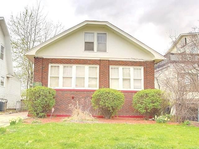 1047 N Humphrey Avenue, Oak Park, IL 60302 (MLS #11064879) :: Angela Walker Homes Real Estate Group