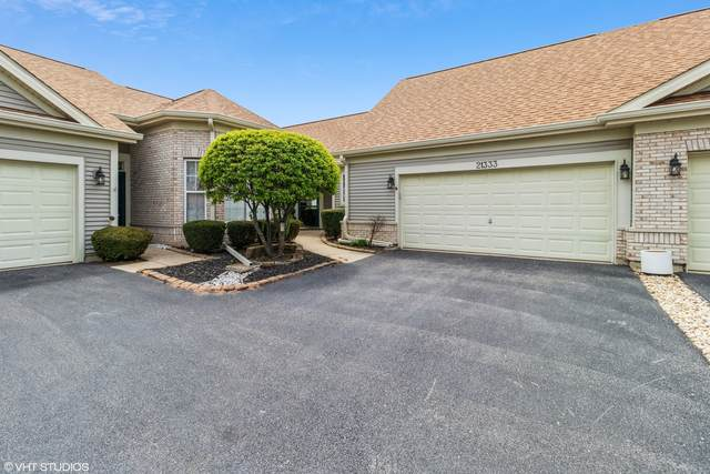 21333 W Conifer Drive, Plainfield, IL 60544 (MLS #11064921) :: Helen Oliveri Real Estate