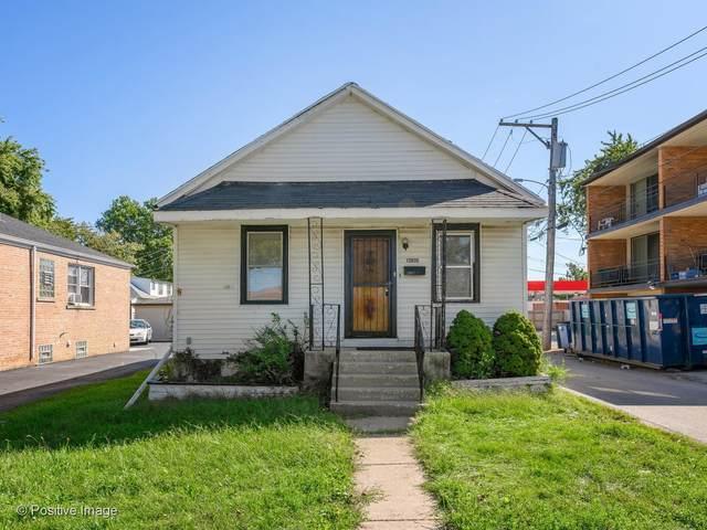 12635 S Honore Street, Calumet Park, IL 60827 (MLS #11064925) :: Ryan Dallas Real Estate