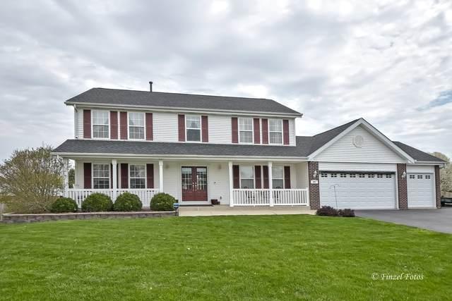 202 White Oak Drive, Poplar Grove, IL 61065 (MLS #11064965) :: Helen Oliveri Real Estate