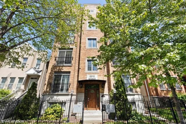2212 W Monroe Street 2W, Chicago, IL 60612 (MLS #11064978) :: Lewke Partners