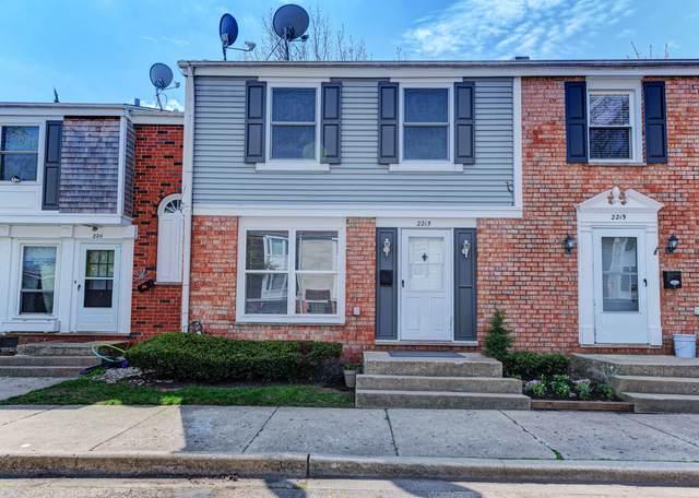 2215 Clifton Place, Hoffman Estates, IL 60169 (MLS #11064980) :: Littlefield Group