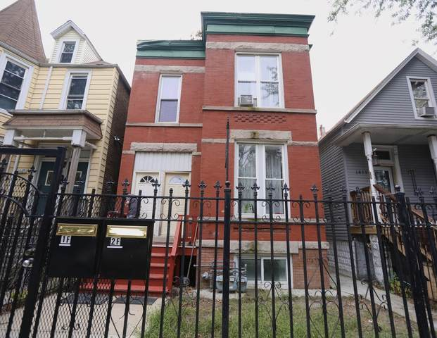 1819 N Tripp Avenue, Chicago, IL 60639 (MLS #11064986) :: Helen Oliveri Real Estate