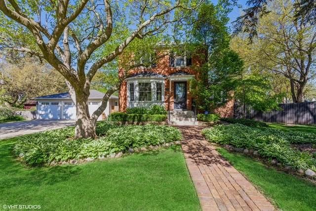 2 Hiawatha Drive, Clarendon Hills, IL 60514 (MLS #11065065) :: Helen Oliveri Real Estate