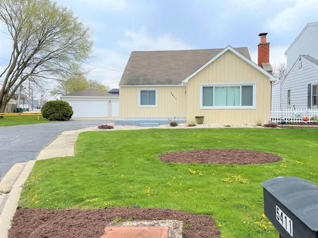 5411 S Ashland Avenue, Countryside, IL 60525 (MLS #11065145) :: Helen Oliveri Real Estate
